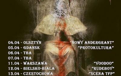 Godless Infamia Tour 2019 - Kaunas
