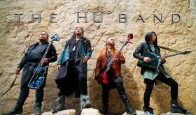 Bene egzotiškiausias metų koncertas Lietuvoje: Mongolijos stepių rokas