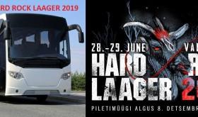 "Kelionė į ""Hard Rock Laager 2019"""
