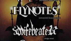 Weird Tales, Flynotes, Wifebeater, Dear Madam