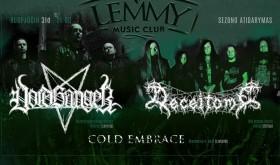"""4-to """"Lemmy"""" sezono atidarymas"""