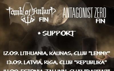 Tomb Of Finland [FIN], Antagonist Zero [FIN]