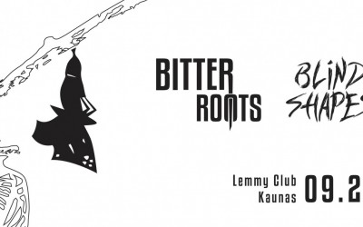 Bitter Roots // Blind Shapes // Džemas