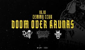 Doom over Kaunas