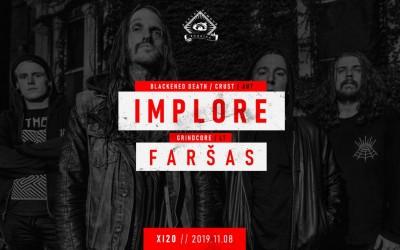 Implore // Faršas