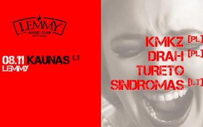 Kamikaze / Drah  Tureto Sindromas