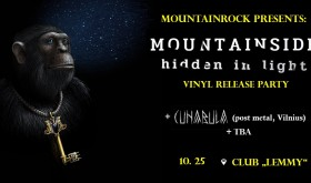 MOUNTAINSIDE, CUNABULA + TBA