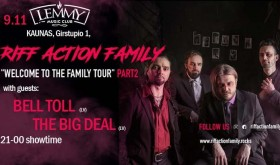 Riff Action Family