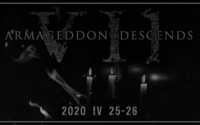 Armageddon Descends VII / ATŠAUKTAS