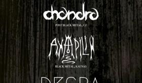Chandra / Anapilin / Degra