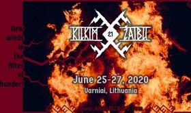 Festivalis Kilkim Žaibu XXI / NUKELTAS