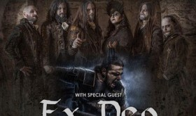 FLESHGOD APOCALYPSE + EX DEO + supports: Veleno Across Europe Tour 2021