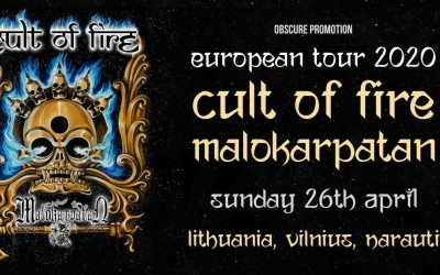 Cult of Fire / Malokarpatan