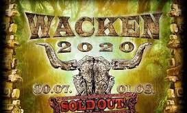 """Festivalis """"Wacken Open Air"""" / ATŠAUKTAS"""