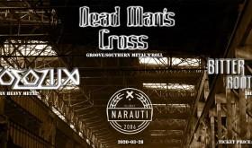 Dead Man's Cross, Korozija, Bitter Roots / ATŠAUKTA