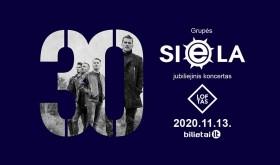SIELA │ 30 │ Jubiliejinis koncertas