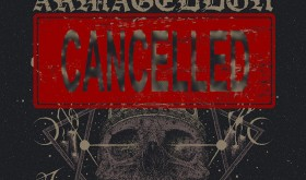 "Festivalis ""Armageddon Descends"" atšauktas"