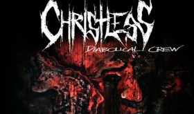 "CHRISTLESS EP albumas ""Diabolical Crew"" – jau ir CD formatu"