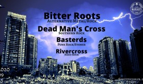 Bitter Roots, Dead Man's Cross, Basterds, Rivercross