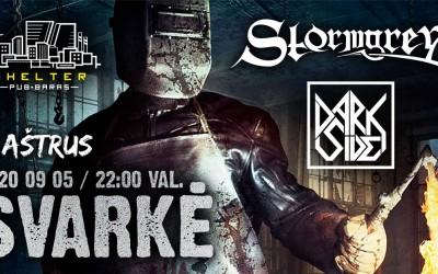 Svarkė: Dark Side / Stormgrey