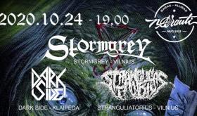 Stormgrey, Dark Side, Stranguliatorius