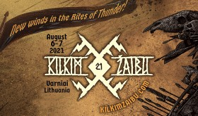 Festivalis KILKIM ŽAIBU 2021