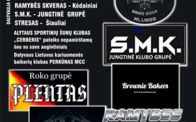 Festivalis Metelys in Rock 2021
