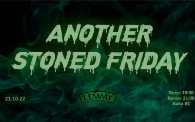 Another Stoned Friday